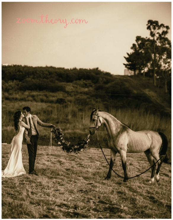 malibu horse ranch wedding 19
